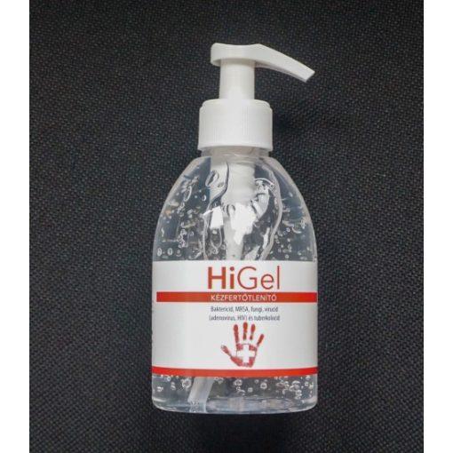 HiGel kézfertőtlenítő 300 ml